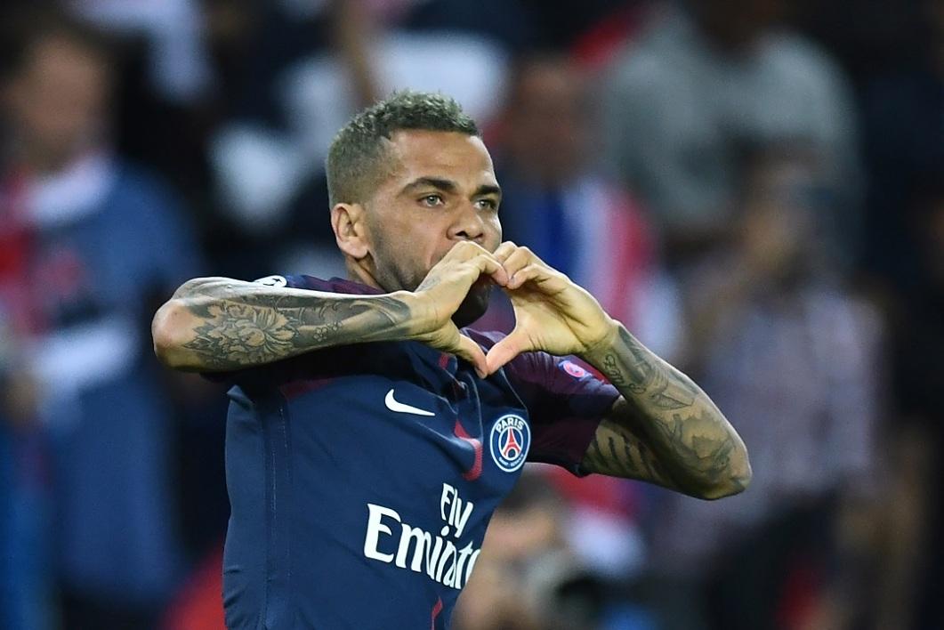巴黎对阵马赛大名单:阿尔维斯、小卢卡斯缺阵