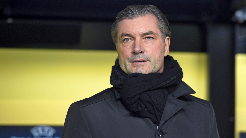 佐尔克:有信心对阵拜仁扭转困境,目标欧冠资格
