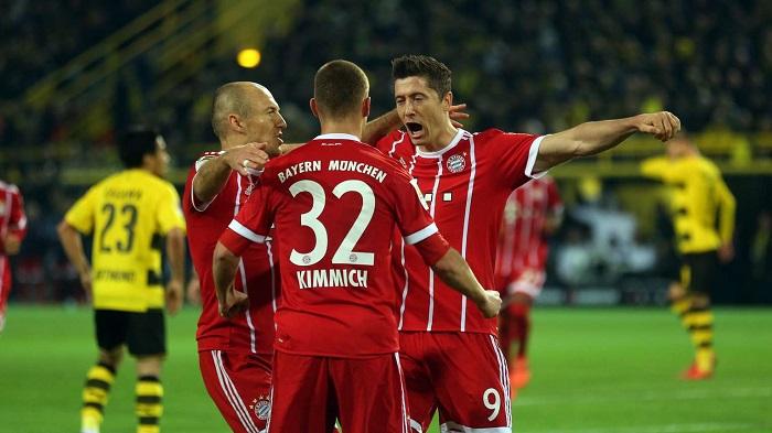 莱万多夫斯基:拜仁慕尼黑的状态正佳