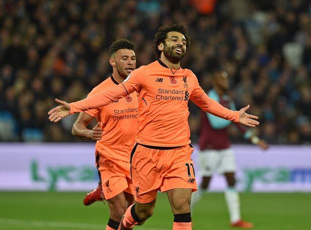 杰拉德:萨拉赫是利物浦这赛季的最佳球员