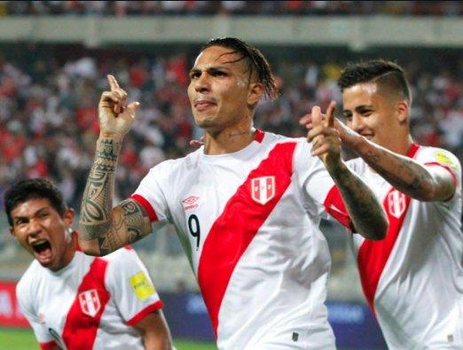 官方:秘鲁队长格雷罗药检呈阳性被禁赛30天,将缺席附加赛