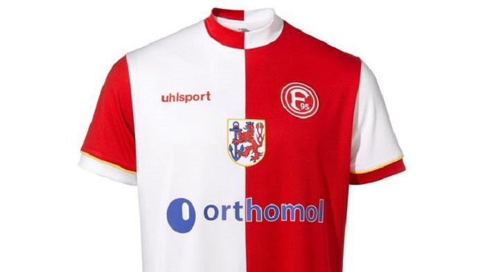 德乙杜塞尔多夫俱乐部为狂欢节设计特别球衣