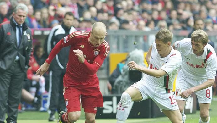 拜仁慕尼黑官网_拜仁慕尼黑vs奥堡前瞻:莱万堪称奥堡杀手_虎扑国际足球新闻