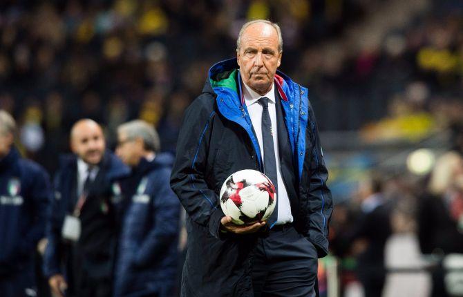 文图拉:为意大利缺席世界杯而痛心疾首