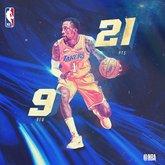 NBA官方评出今日最佳数据:21+9的波普当选