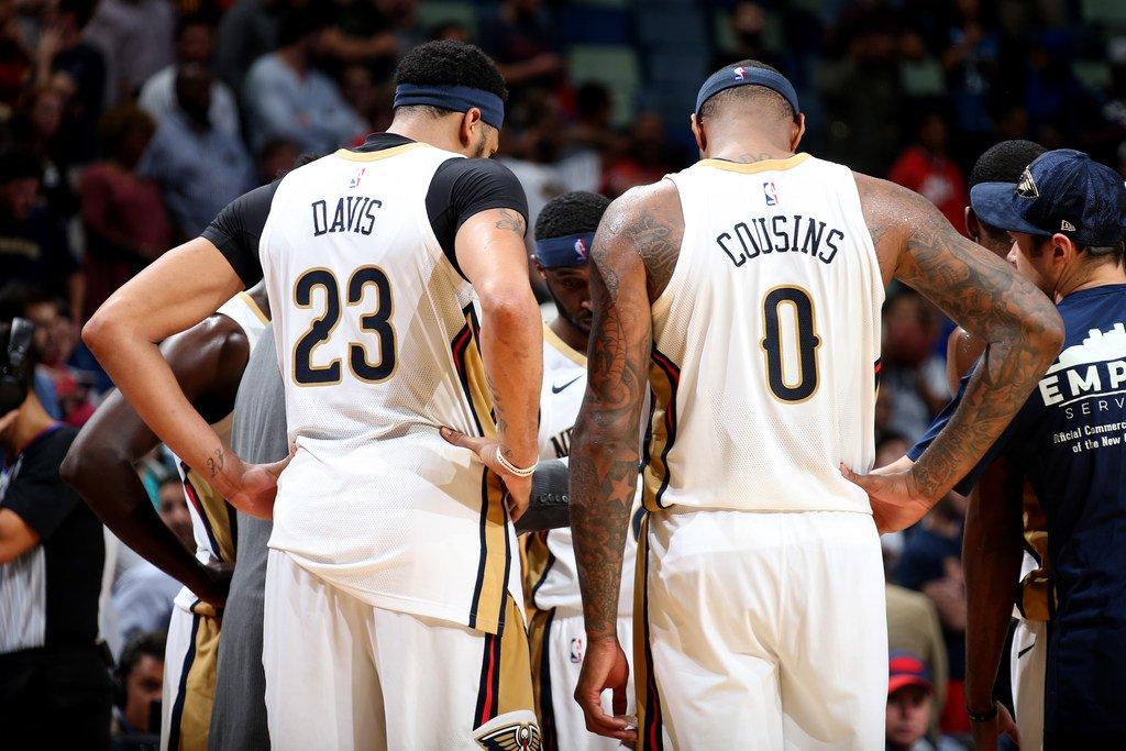 鵜鶘雙塔有望成為NBA首對均場均25分10板的組合