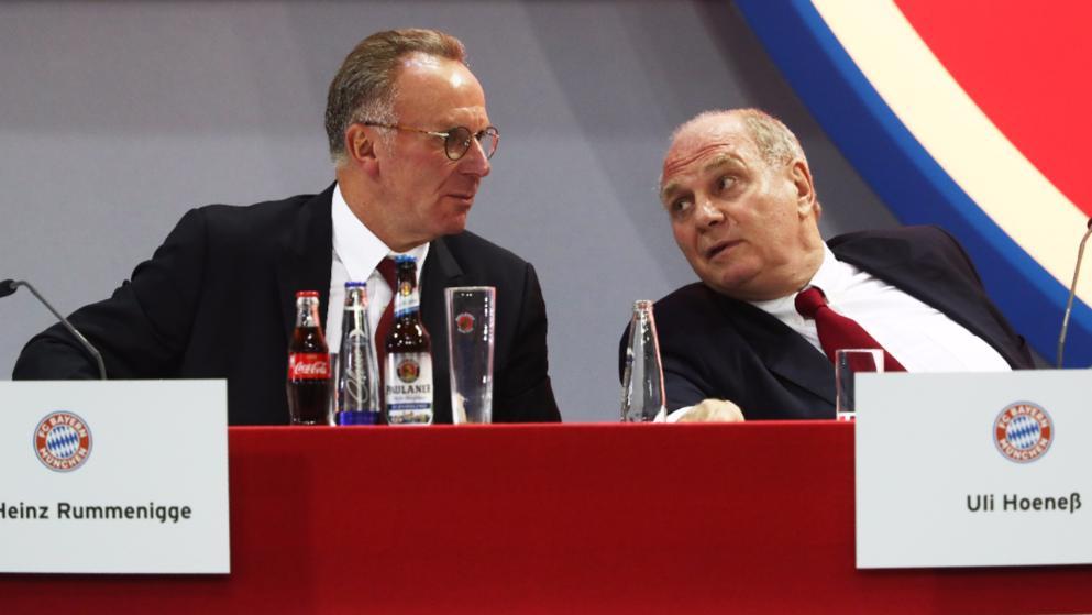 鲁梅尼格:安帅是好教练,只是和拜仁并不适合