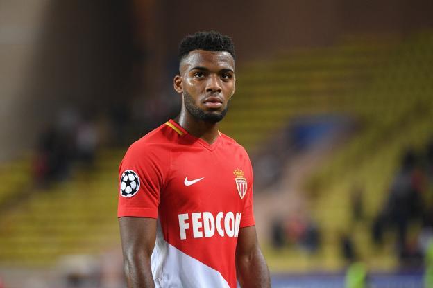 队报:摩纳哥中场勒马尔将因伤缺阵10-15天