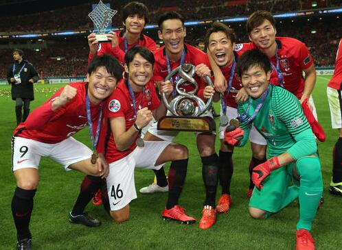 日媒:浦和亚冠夺冠后揽入4亿8千万日元奖金