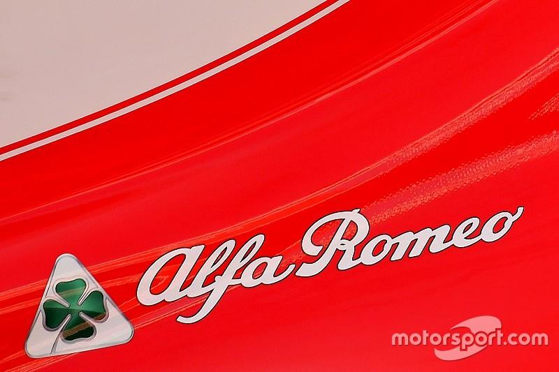 官宣:这里是阿尔法-罗密欧-索伯F1车队