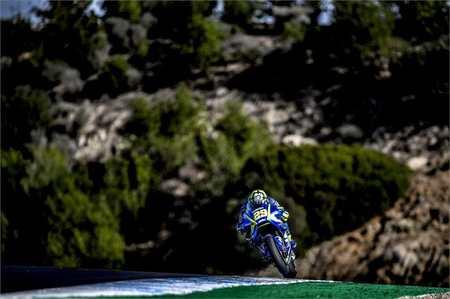 [MotoGP]年末私人测试,铃木进步巨大