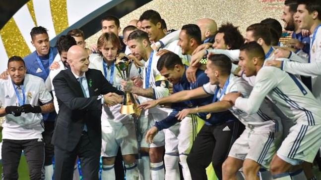世俱杯参赛队与对阵确定,决赛12月16日开打