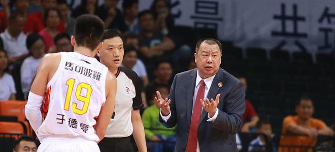 吴庆龙:我们需要于德豪这种攻击性的防守