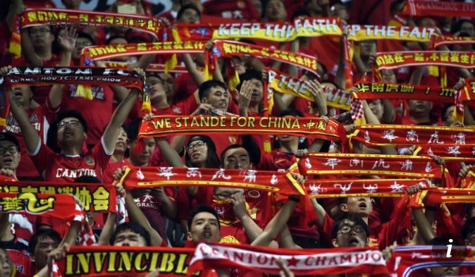 香港足总:若杰志在主场与权健交手,将加强安保力度