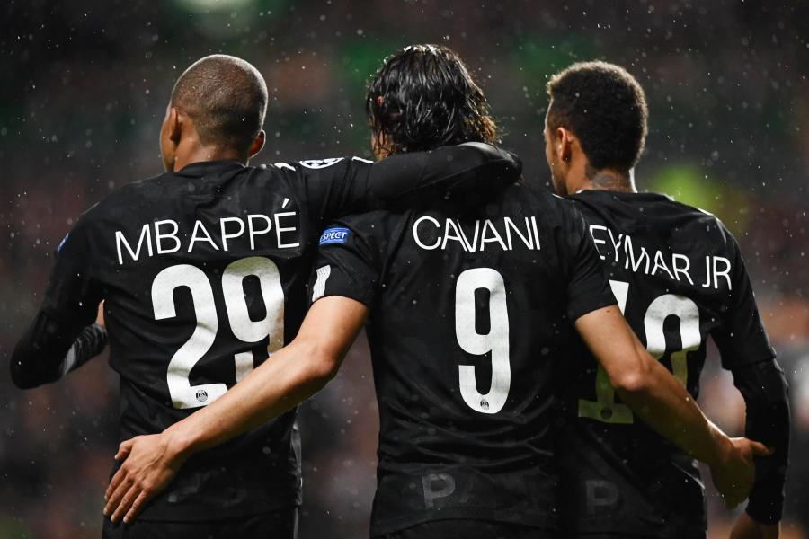 视觉盛宴!本赛季欧冠小组赛总进球数创新高