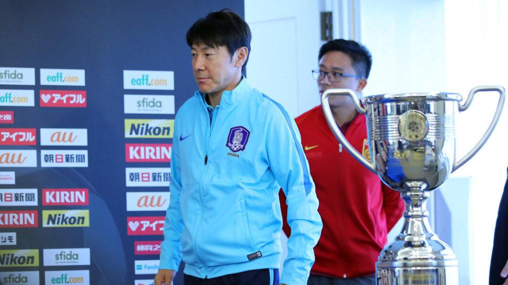 申台龙:东亚三个对手实力都不俗,希望能够卫冕