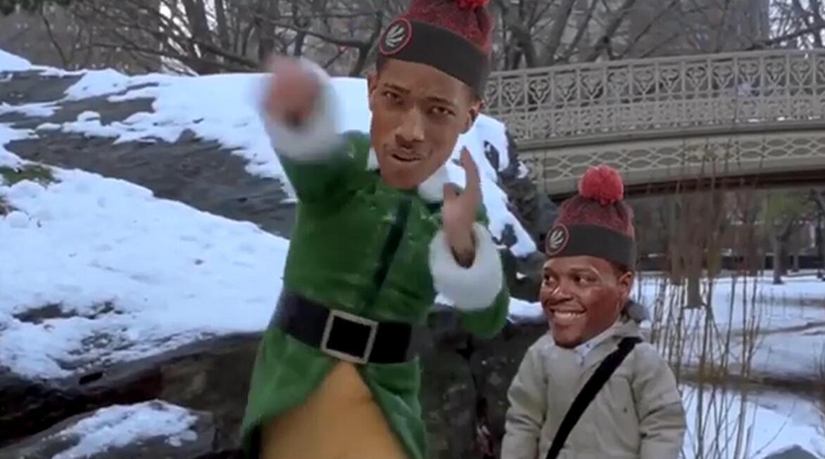 打雪仗!猛龙官方制作视频为洛瑞和德罗赞拉票