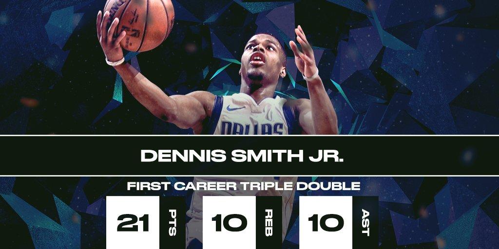 NBA官方评选今日 数据:史密斯三双成功当选