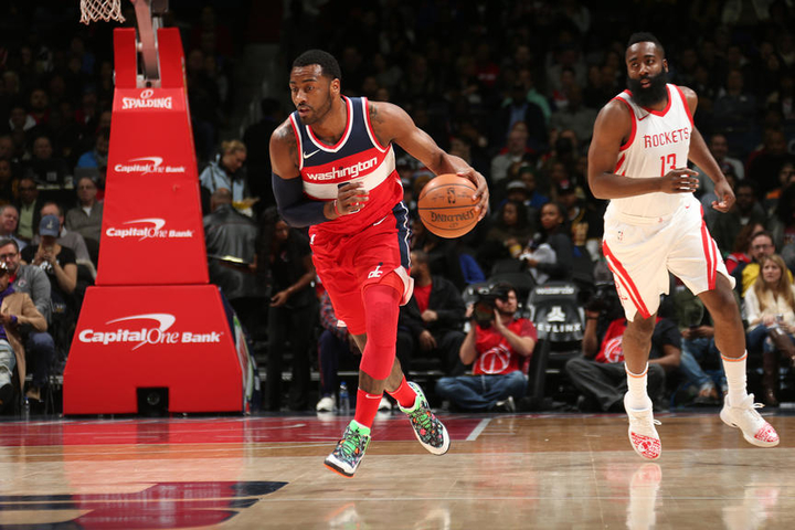 沃尔:我们只是打团队篮球