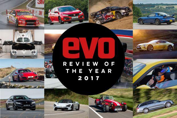 出大事了,今年EVO年度车竟然不是保时捷
