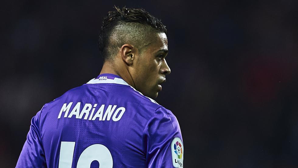 里昂前锋马里亚诺:皇马对阵巴黎有优势;希望重回皇马踢球