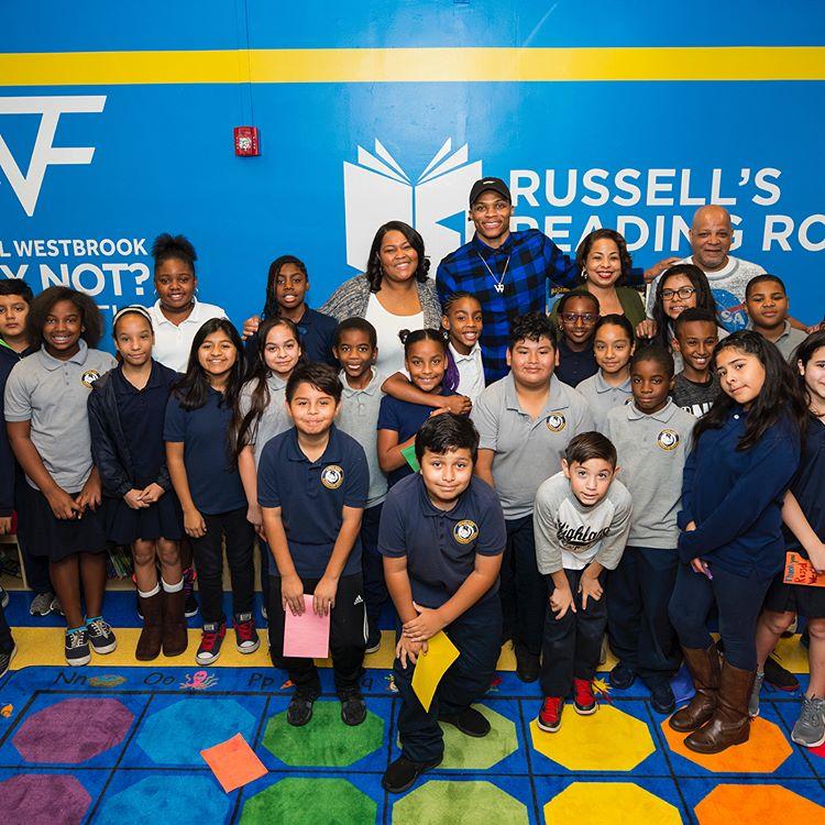 威斯布鲁克在洛杉矶开办多家阅览室以回馈社区