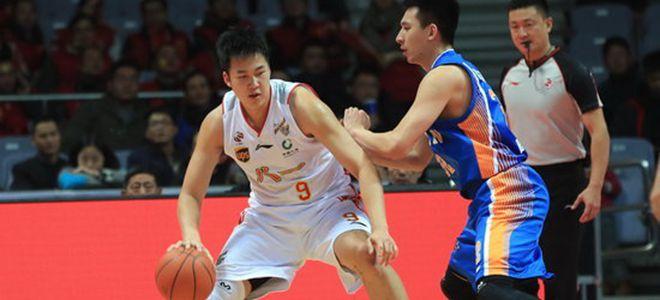 刘航初26分创职业生涯得分新高