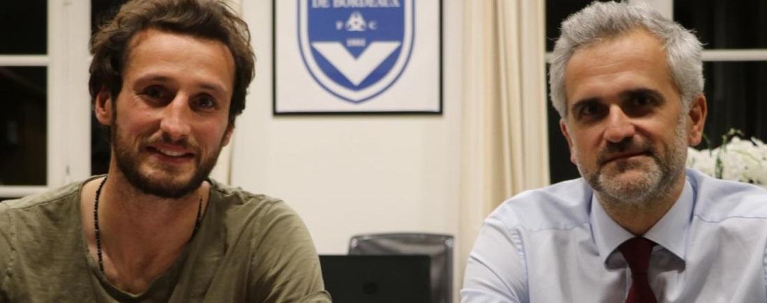 官方:波尔多签下马拉加后卫保罗-贝斯