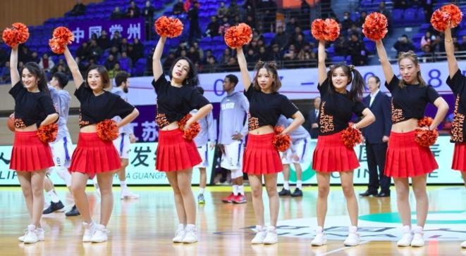 江苏队取消对阵广东一战的拉拉队表演,以示哀悼