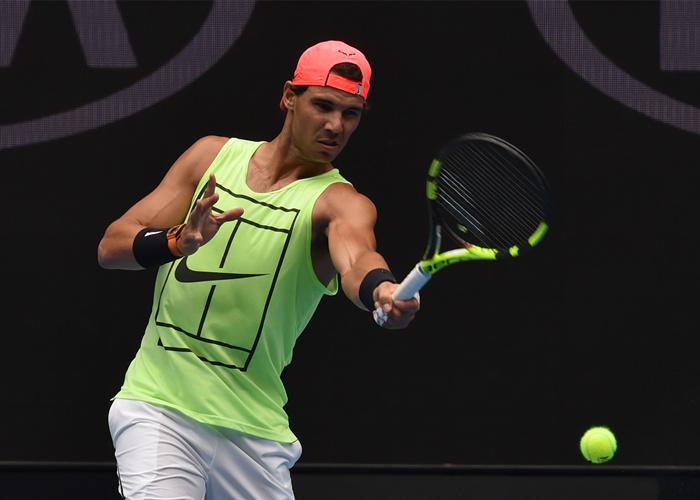 纳达尔谈澳网:虽然缺乏热身赛但感觉不错