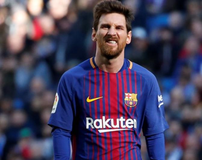 足球解密网:巴萨曾借钱给梅西助其缴纳税款