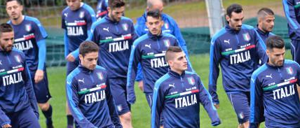 FIFA公布国家队最新排名,意大利仍居14位