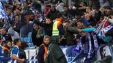保障球场安全,德比前西班牙人禁止巴萨极端球迷入场