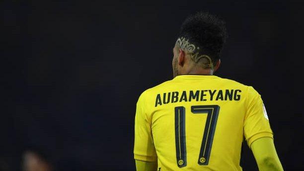 踢球者:正式报价5000万欧求购奥巴梅扬