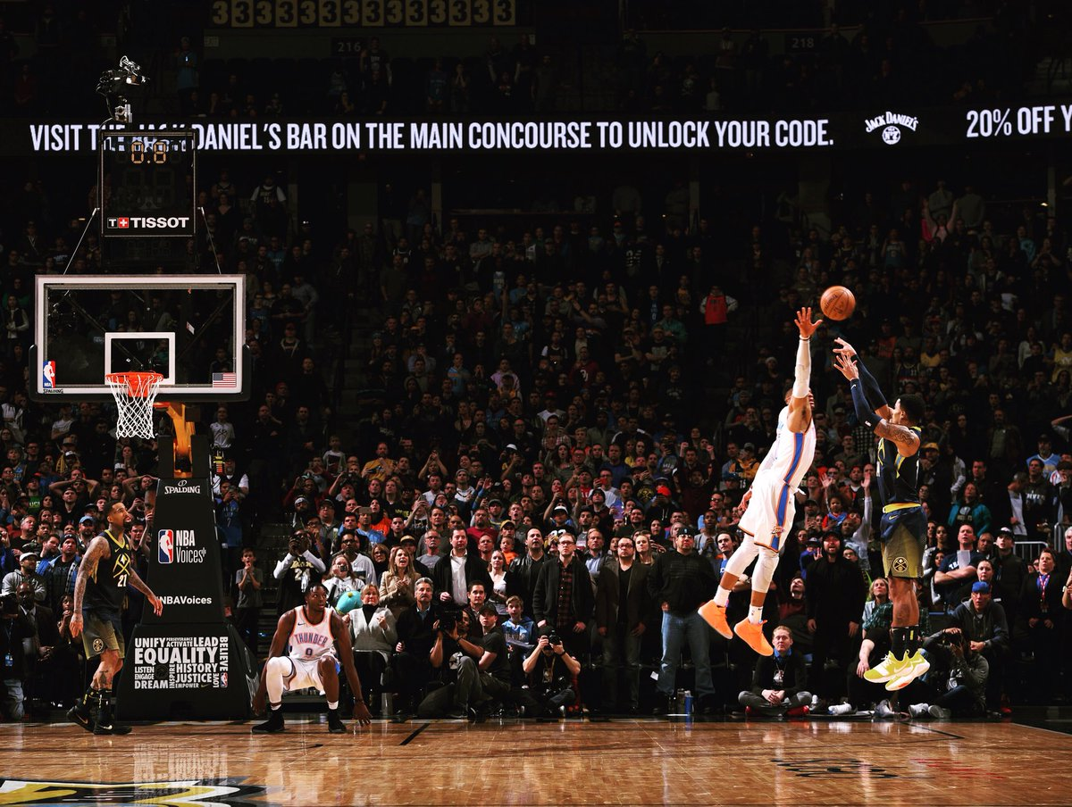 NBA官方发布哈里斯绝杀瞬间:致胜球
