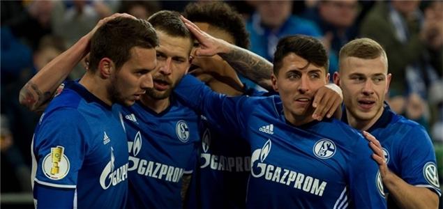 德国杯:布格施塔勒助沙尔克小胜狼堡,法兰克福痛击美因茨