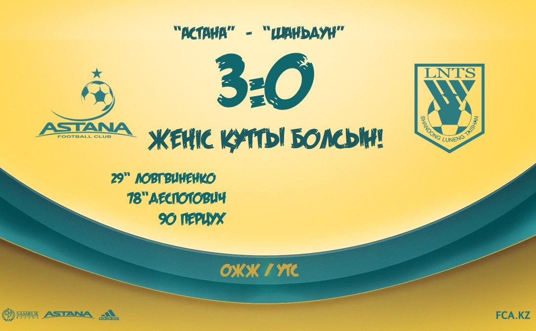 鲁能0-3哈萨克斯坦阿斯塔纳,遭遇热身两连败