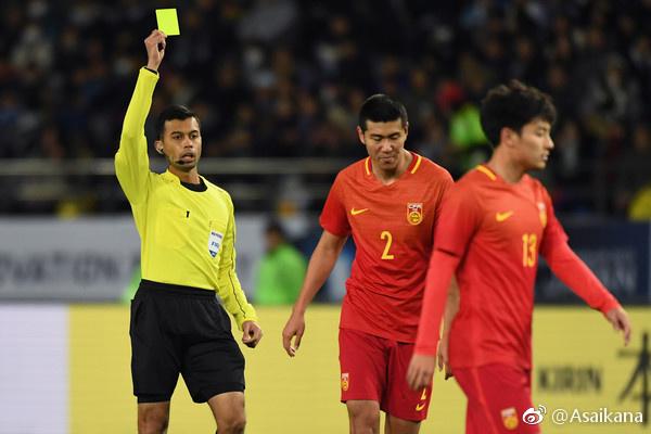 新加坡裁判执法申花战鹿岛,曾参与U23国足比赛执法