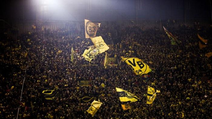 球市火爆!德甲本赛季球场上座人数创造历史第二高