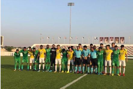 吴曦帽子戏法,苏宁热身5-1大胜阿联酋球队