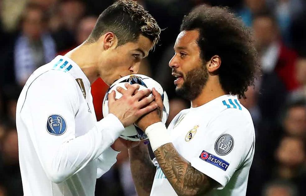 欧冠:C罗两球阿森西奥替补4分钟造2球,皇马3-1逆转巴黎