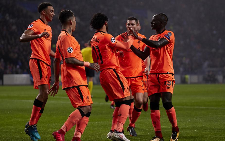 28球!利物浦成本赛季欧冠进球最多球队