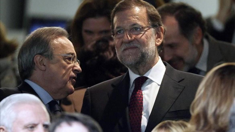 西班牙首相为皇马大胜送上祝贺:前进马德里!