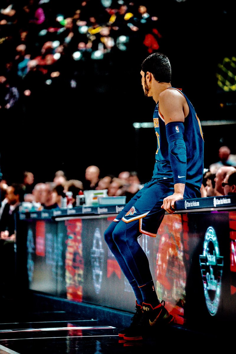 坎特发推:NBA,我太想念你了