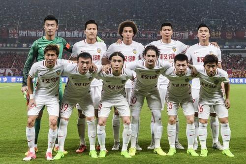 权健中超最终名单:7名U23球员,张修维暂未报名