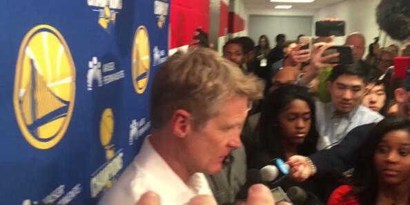 科尔:克莱是机器,KD每赛季都是MVP候选人