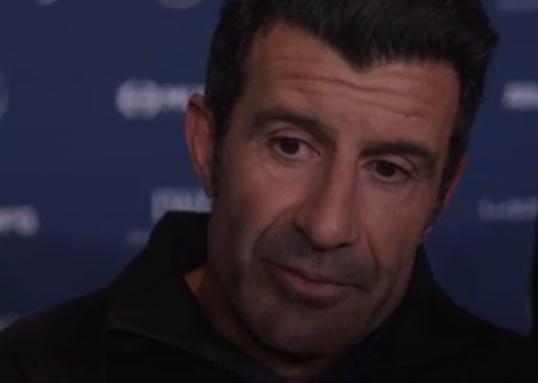 菲戈:凯恩和阿里很出色,但为皇马踢球压力很大