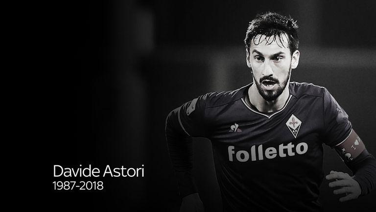 孔蒂:阿斯托里的离世是悲剧;他是个伟大的球员