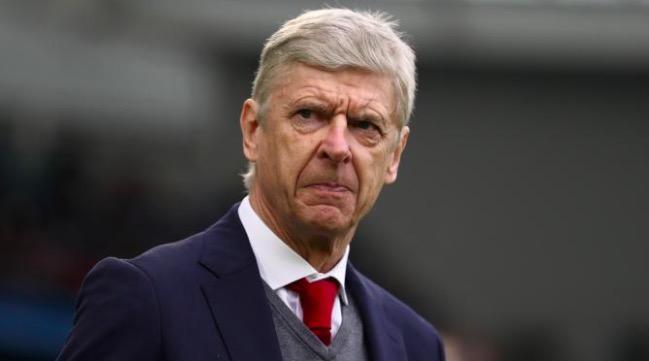 泰晤士报:温格告知教练组自己不会主动辞职