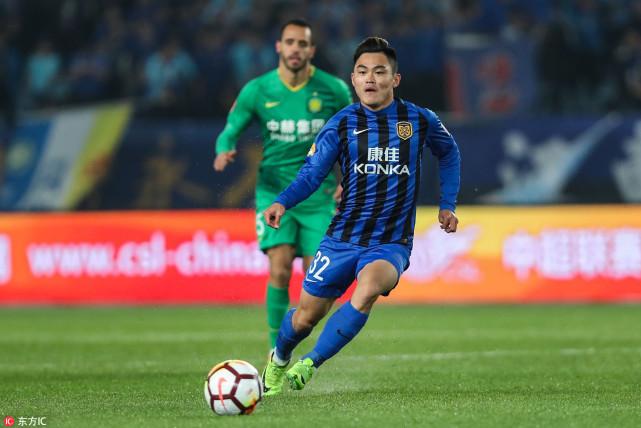 名记:黄紫昌将跳级入选U23,进国家队或为时不远